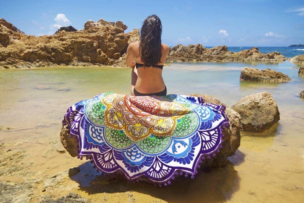 best beach towels, beach travel gear, beach vacation essentials, beach travel
