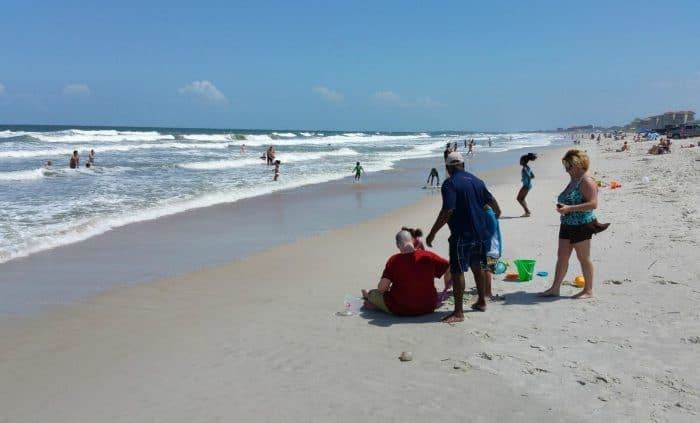 American Beach Florida, Best beaches of Florida's East Coast, Jacksonville Beach beaches, Florida beaches, best beaches of Florida, best beaches of Jacksonville Beach, Jacksonville Beach Vacation Guide