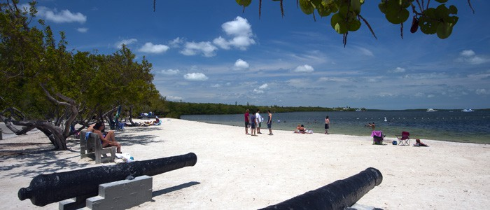 Cannon Beach, Key Largo, Florida, Best beaches of the Florida Keys, Florida Keys Travel guide, Florida Keys beaches