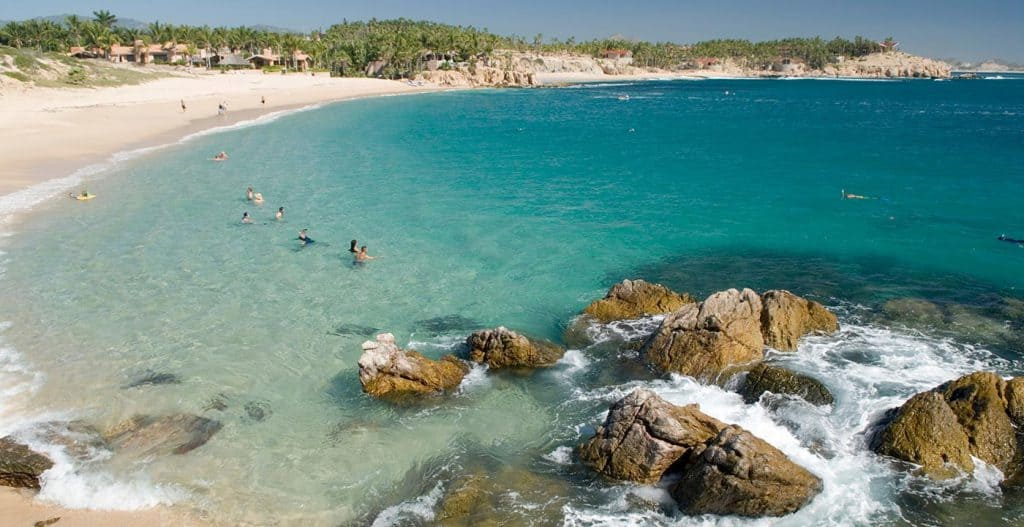 Chileno Beach, Cabo San Lucas, Cabo Beaches, Los Cabos, Best beaches in Cabo, Baja California, Best beaches in Mexico