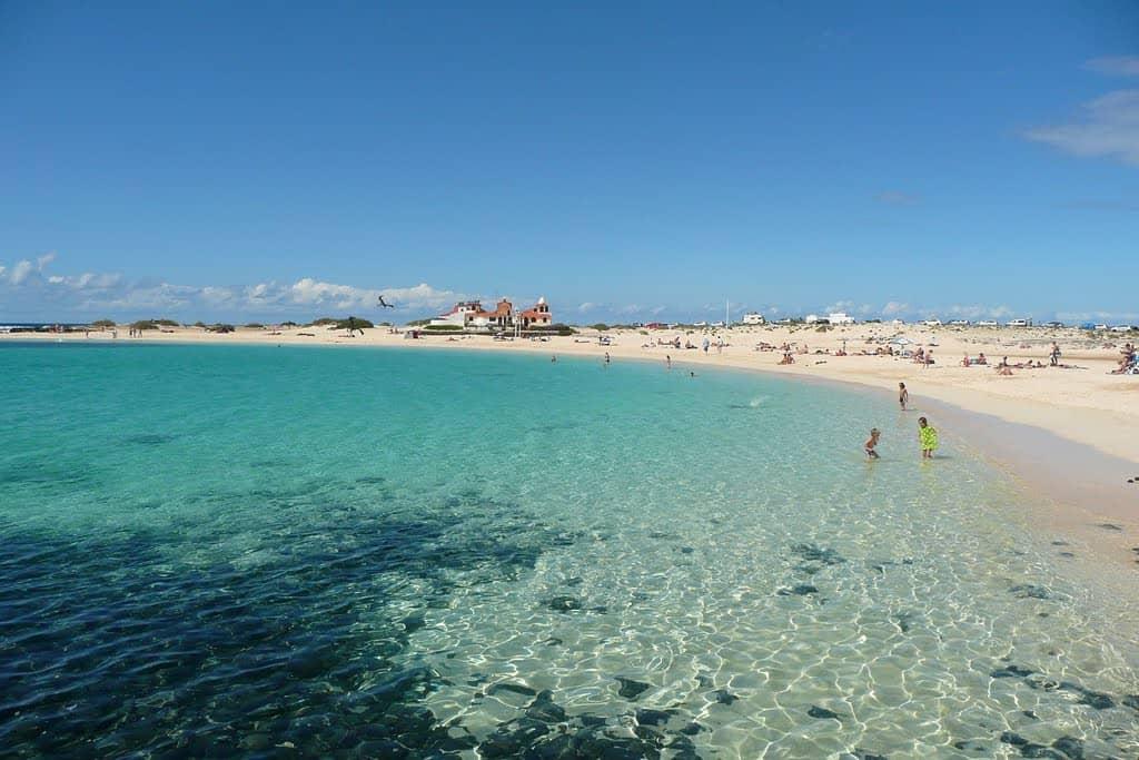 El Cotillo Beach, Corralejo Fuerteventura Canary Islands, Fuerteventura beaches, Hotel Cotillo Beach