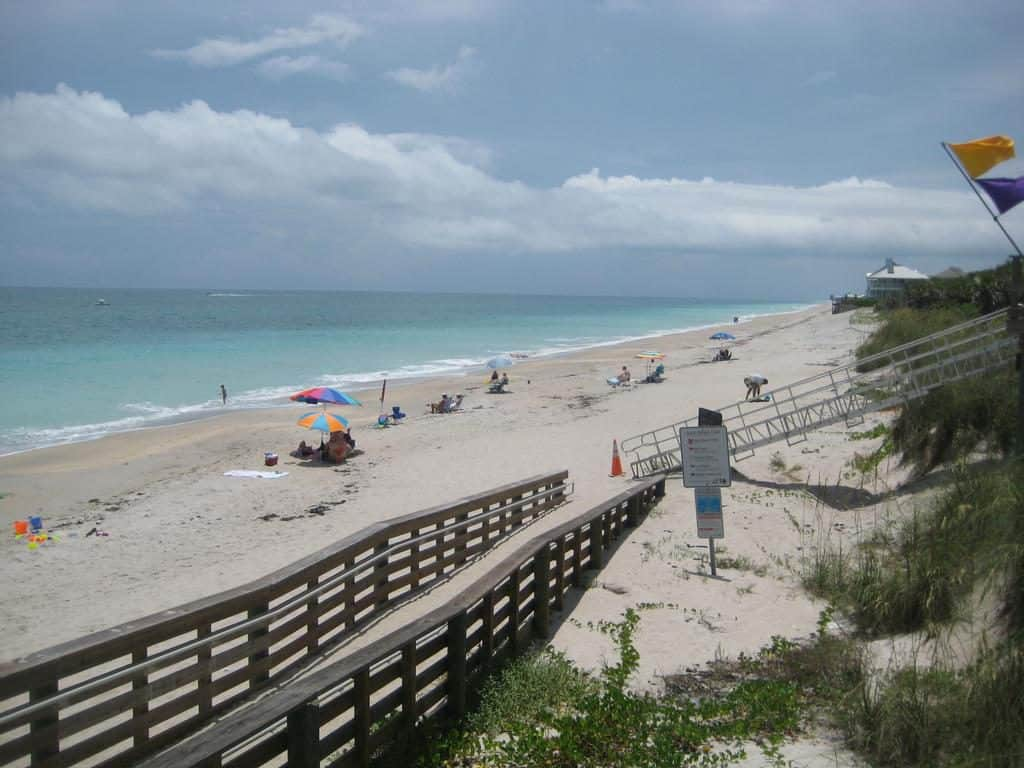 Golden Sands Beach Florida, Best beaches of Florida's East Coast, Vero Beach beaches, Florida beaches, best beaches of Florida, best beaches of Vero Beach, Vero Beach Vacation Guide