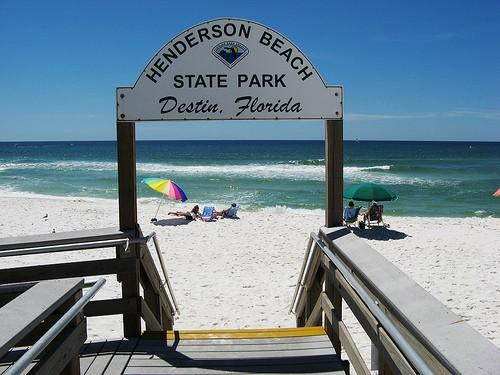 Henderson Beach State Park, Destin Florida, Destin Beaches, Emerald Coast Beaches