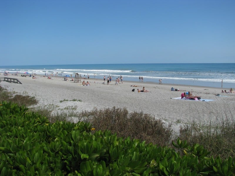 Indian Harbor Beach Florida, Best beaches of Florida's East Coast, Cocoa Beach beaches, Florida beaches, best beaches of Florida, best beaches of Cocoa Beach, Cocoa Beach Vacation Guide