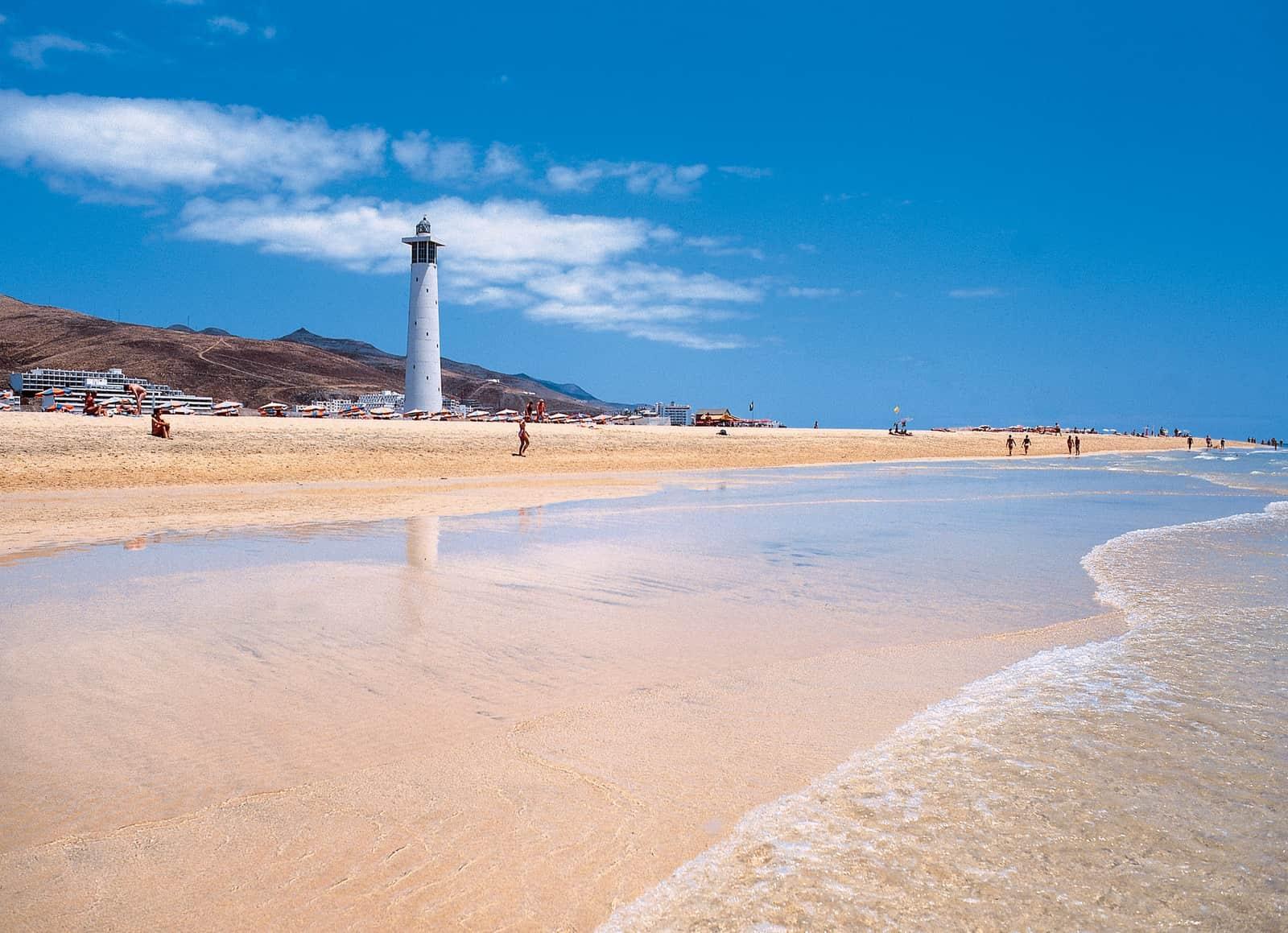 Jandia, Morro Jable Fuerteventura Canary Islands, Fuerteventura beaches, XQ El Palacete