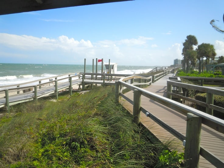 Jaycee Beach Florida, Best beaches of Florida's East Coast, Vero Beach beaches, Florida beaches, best beaches of Florida, best beaches of Vero Beach, Vero Beach Vacation Guide
