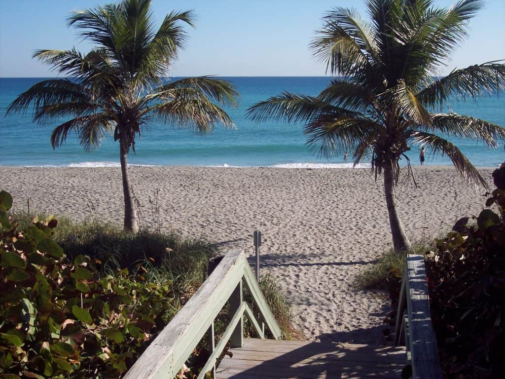 Jupiter Beach Florida, Best beaches of Florida's East Coast, West Palm Beach beaches, Florida beaches, best beaches of Florida, best beaches of West Palm Beach, West Palm Beach Vacation Guide