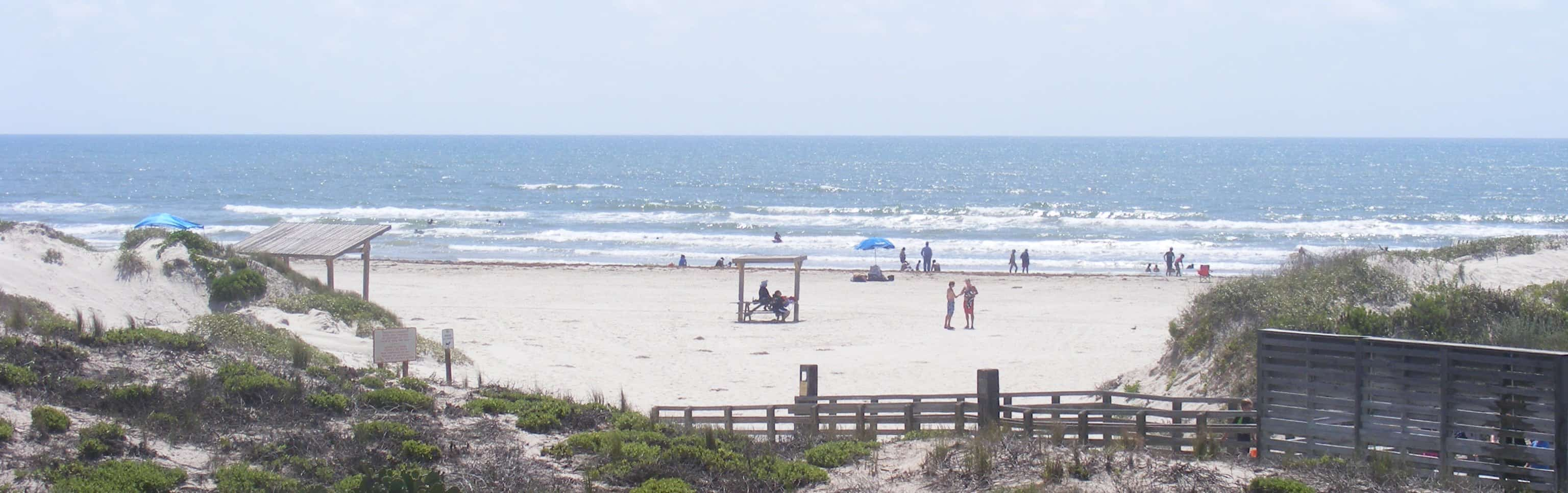 Best Beaches In Texas Beach Travel Destinations Malaquite
