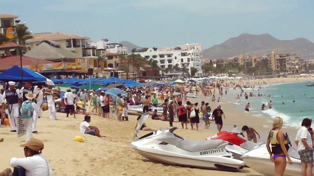 Medano Beach, Cabo San Lucas, Cabo Beaches, Los Cabos, Best beaches in Cabo, Baja California, Best beaches in Mexico