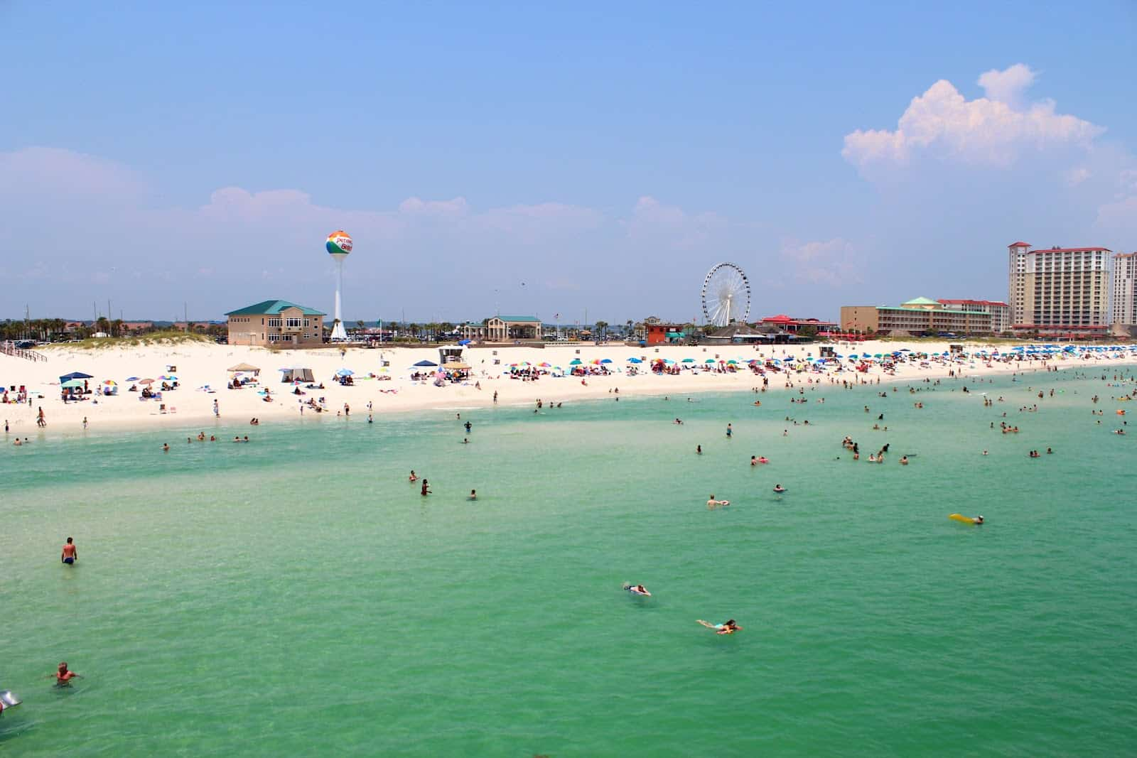 Pensacola Beach, Florida, Pensacola beaches, Emerald Coast beaches