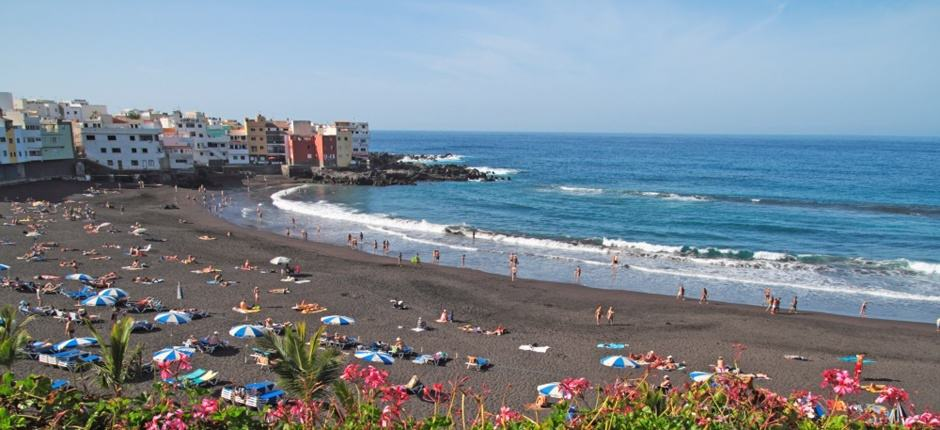Playa Jardín, Tenerife, Canary Islands, best beaches of the Canary Islands