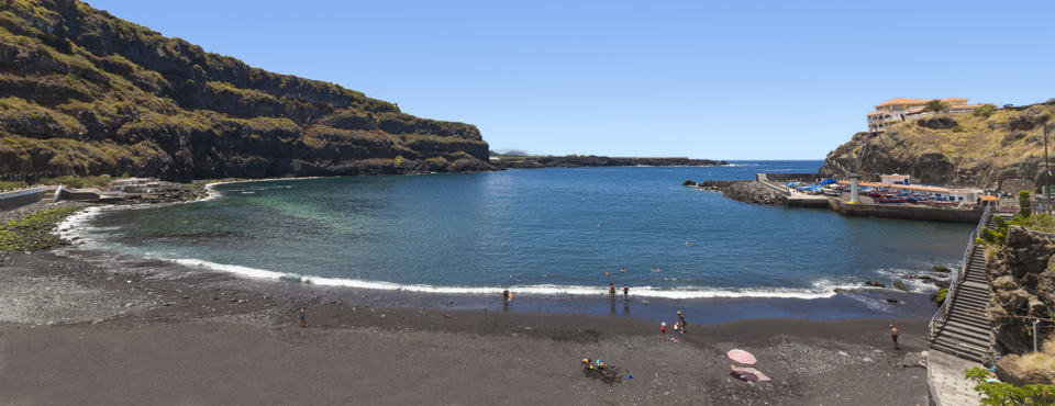 Playa San Marcos, Los Cristianos , Canary Islands, Best beaches of Canary Islands