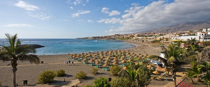 Playa de Las Américas, Tenerife, Canary Islands, best beaches of Canary Islands