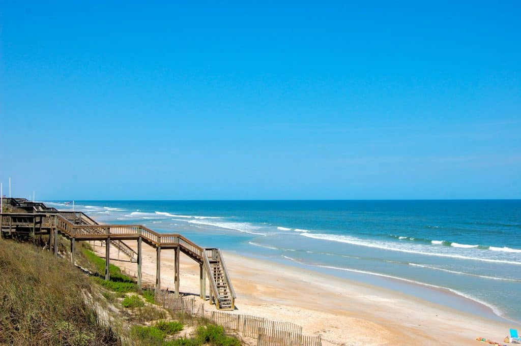 Ponte Vedra Beach Florida, Best beaches of Florida's East Coast, Jacksonville Beach beaches, Florida beaches, best beaches of Florida, best beaches of Jacksonville Beach, Jacksonville Beach Vacation Guide