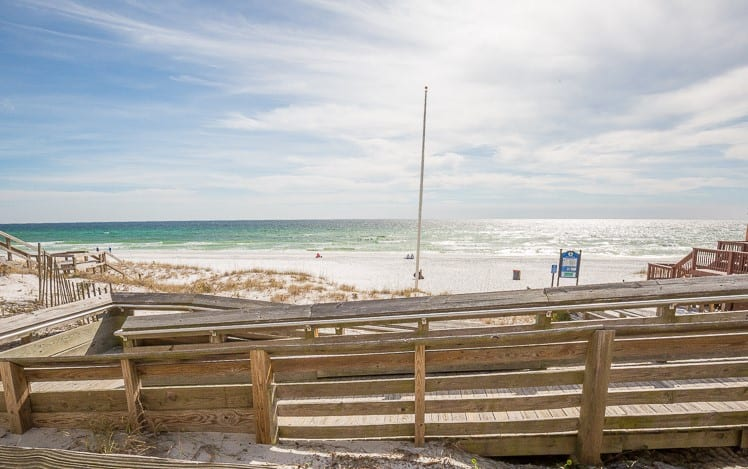 Shores at Crystal Beach Public Access and Park, Destin Florida, Destin beaches, Emerald Coast Beaches