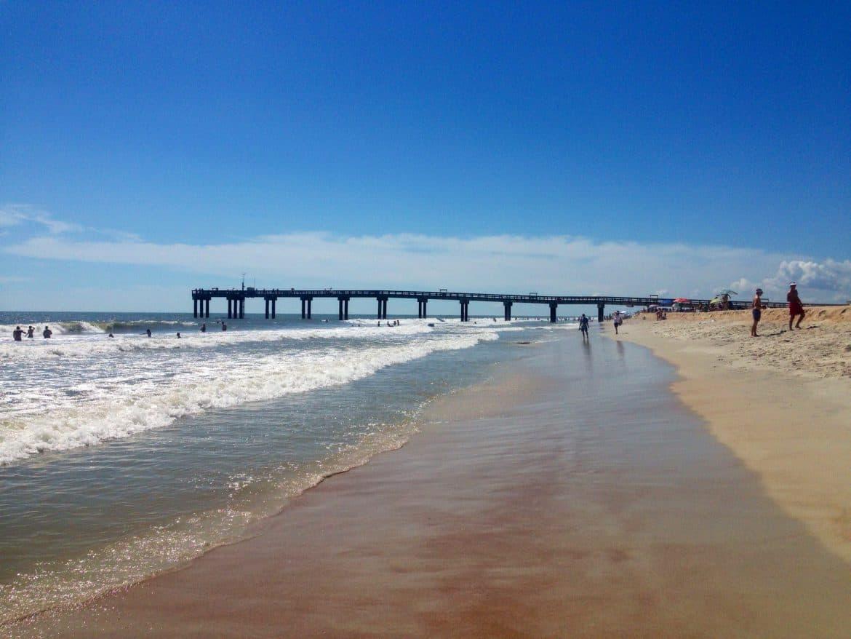 Weather St Augustine Beach  Day
