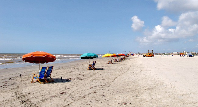 Stewart Beach, Galveston, Texas, Best beaches of Texas , Galveston Travel Guide, Galveston beaches, Texas beaches