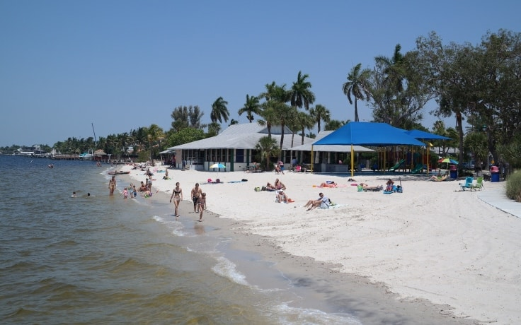 Yacht Club Community Park Beach, Fort Myers Florida, Fort Myers beaches, best Florida beaches, Florida beaches