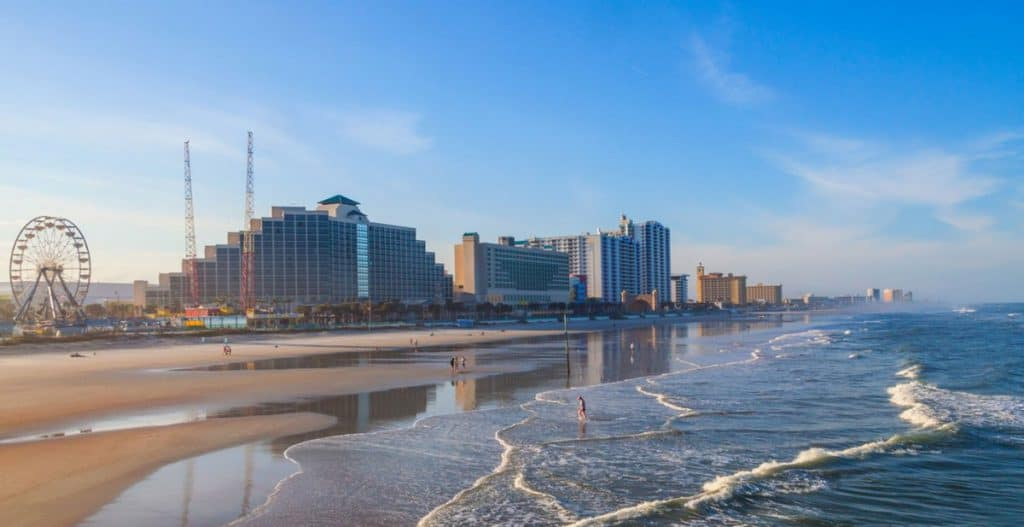 Daytona Beach Florida, Best beaches of Florida's East Coast, Daytona Beach beaches, Florida beaches, best beaches of Florida, best beaches of Daytona Beach, Daytona Beach Vacation Guide