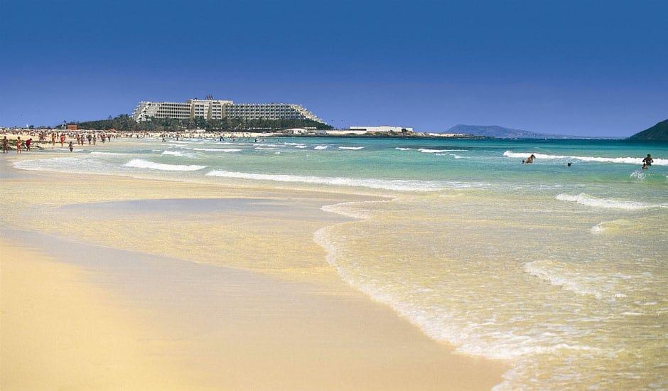El Caserón, Corralejo, Fuerteventura Beach Canary Islands, Fuerteventura beaches, ClubHotel Riu Oliva Beach Resort