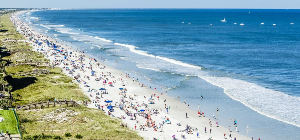 Best East Coast Beaches In November