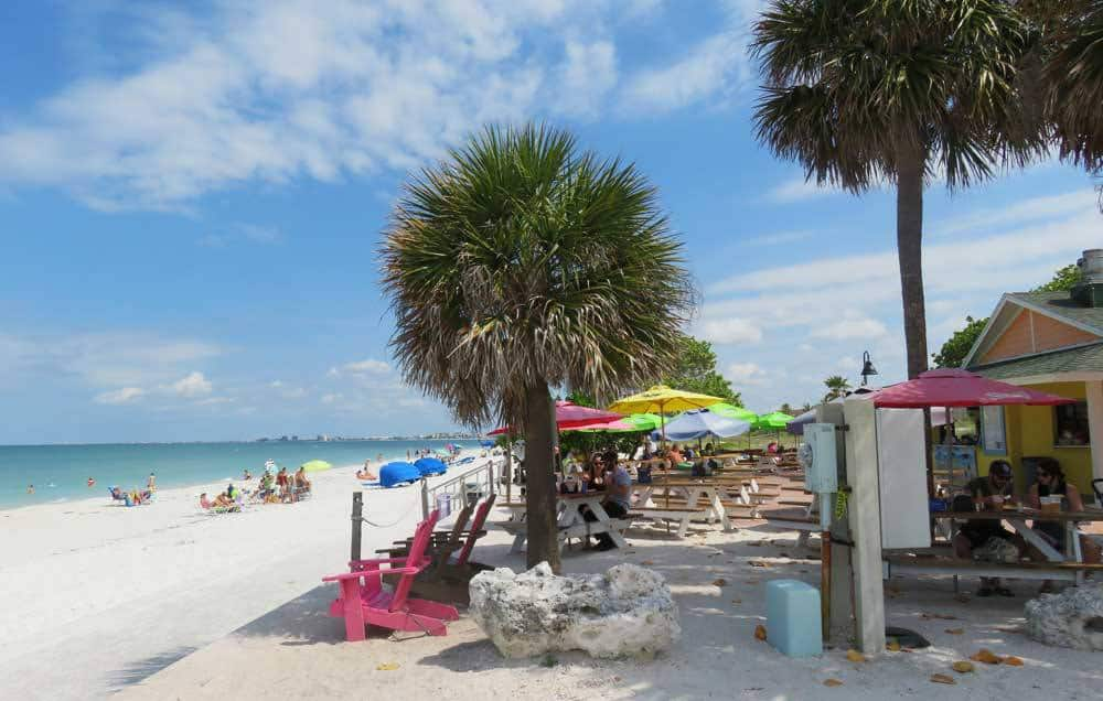 Best Beach Restaurants In St Pete