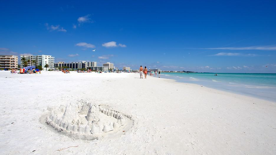 Siesta Key Beach Sarasota California Beaches Florida Best Of