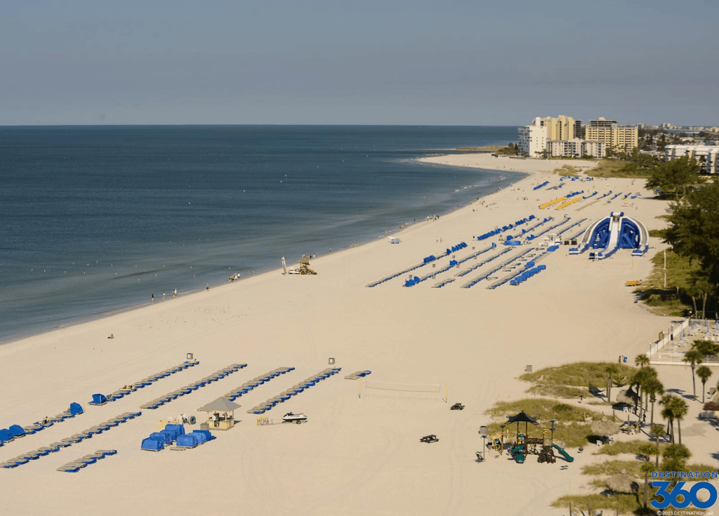 Saint Pete Beach, St. Pete Beach Florida, Top 20 Beach Destinations in the World 2020, World's best beaches