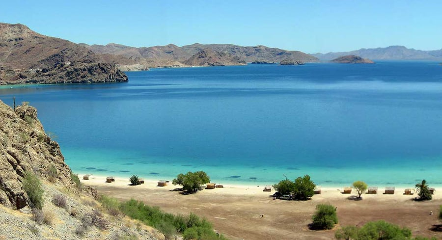 Bahia Concepcion, Baja California, Sea of Cortez Beaches, Mulege beaches, Mulege travel, Mulege vacations, best Mexico beaches