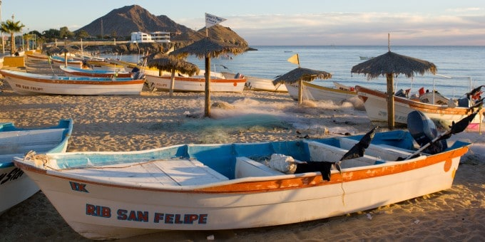 Sea of cortez beaches beach travel destinations for Baja california fishing