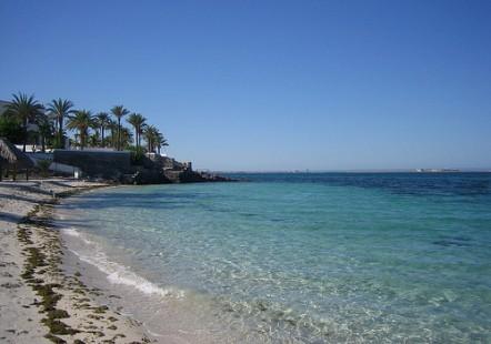 Caimancito Beach, Baja California, Sea of Cortez Beaches, La Paz beaches, La Paz travel, La Paz vacations, best Mexico beaches