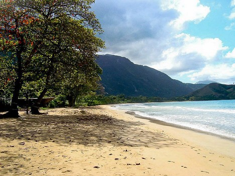 Chouchou Bay Beach, Haiti, Haiti beaches, best beaches of Haiti, Greater Antilles beaches