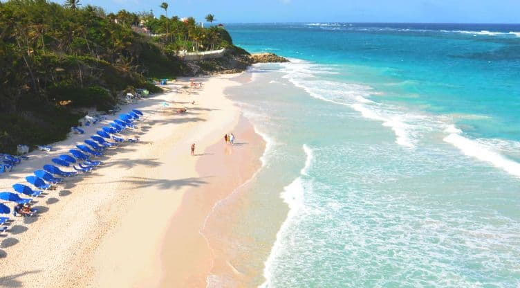 Crane Beach, Barbados, best beaches of Barbados, Windward Islands, best beaches of the Windward Islands, Lesser Antilles Vacations, Best beaches of the Lesser Antilles, best beaches in the Caribbean