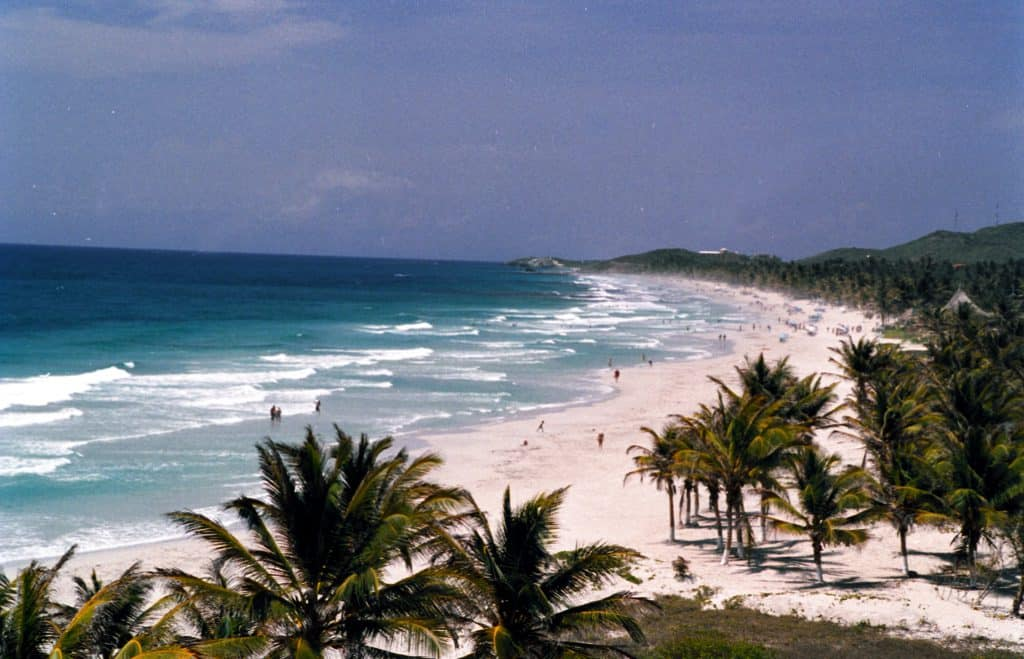 El Agua Beach, Margarita, best beaches of Margarita, Leeward Antilles, best beaches of the Leeward Antilles, Lesser Antilles Vacations, Best beaches of the Lesser Antilles, best beaches in the Caribbean