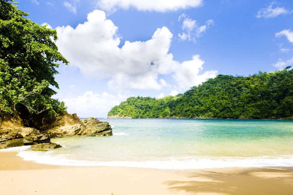 Englishman's Bay, Tobago, best beaches of Tobago, Windward Islands, best beaches of the Windward Islands, Lesser Antilles Vacations, Best beaches of the Lesser Antilles, best beaches in the Caribbean