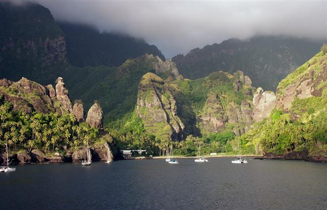 Fatu Hiva, Marquesas Islands, French Polynesia beaches, best beaches of French Polynesia, best beaches of the Marquesas Islands