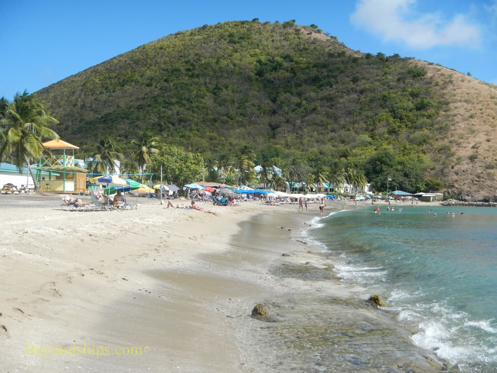 Frigate Bay South, St. Kitts, best beaches of St. Kitts, Leeward Islands, best beaches of the Leeward Islands, Lesser Antilles Vacations, Best beaches of the Lesser Antilles, best beaches in the Caribbean