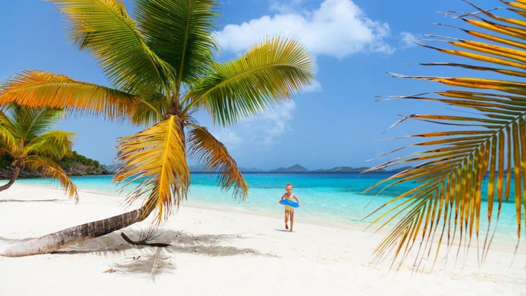 Honeymoon Beach, St. John, best beaches of St. John, Leeward Islands, best beaches of the Leeward Islands, Lesser Antilles Vacations, Best beaches of the Lesser Antilles, best beaches in the Caribbean