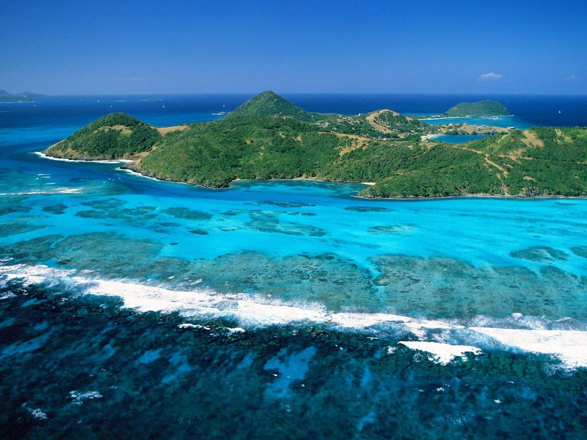 Lesser Antilles Vacations Beach Travel Destinations