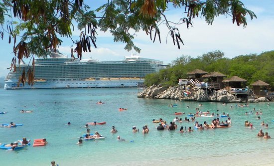 Nellie's Beach, Labadee, Haiti, Haiti beaches, best beaches of Haiti, Greater Antilles beaches