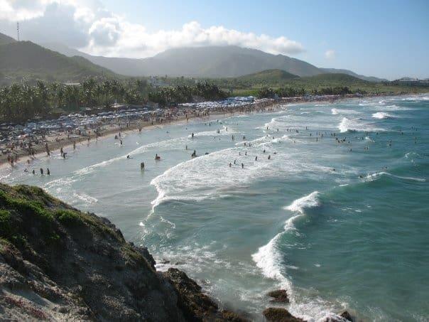 Parguito Beach, Margarita, best beaches of Margarita, Leeward Antilles, best beaches of the Leeward Antilles, Lesser Antilles Vacations, Best beaches of the Lesser Antilles, best beaches in the Caribbean