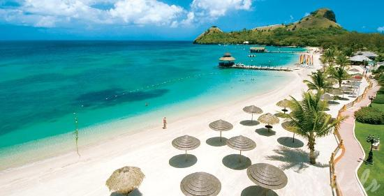 Pigeon Island, St. Lucia, best beaches of St. Lucia, Windward Islands, best beaches of the Windward Islands, Lesser Antilles Vacations, Best beaches of the Lesser Antilles, best beaches in the Caribbean