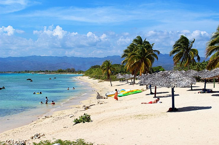 Playa Ancon, Haiti, Haiti beaches, best beaches of Haiti, Greater Antilles beaches