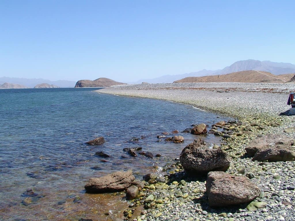 Punta la Gringa, Baja California, Sea of Cortez Beaches, Bahia de los Angeles beaches, Bahia de los Angeles travel, Bahia de los Angeles vacations, best Mexico beaches