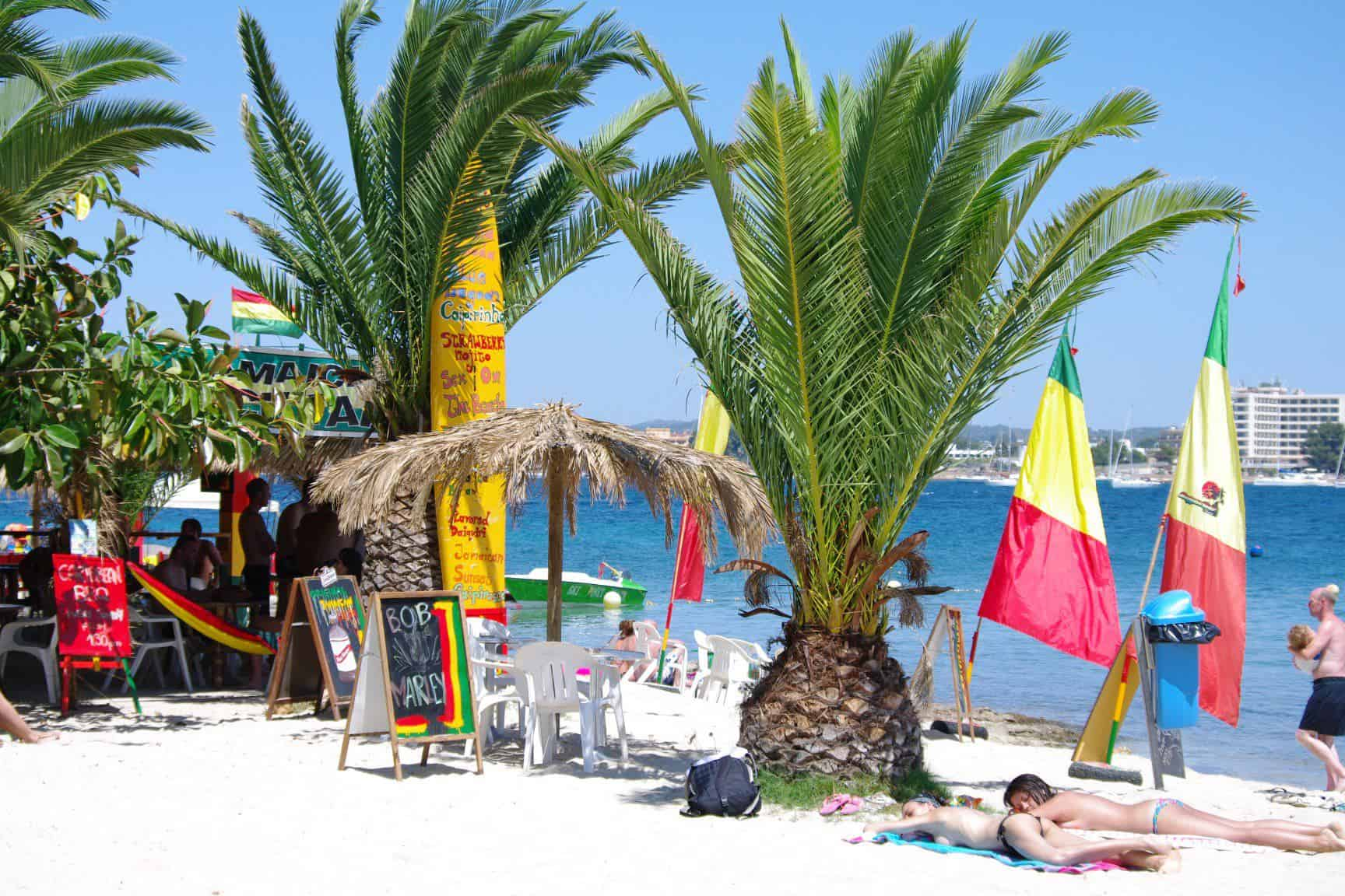 Reggae Beach Bar, Jamaica, Cayman Islands, Jamaica beaches, best beaches of Jamaica, Greater Antilles beaches