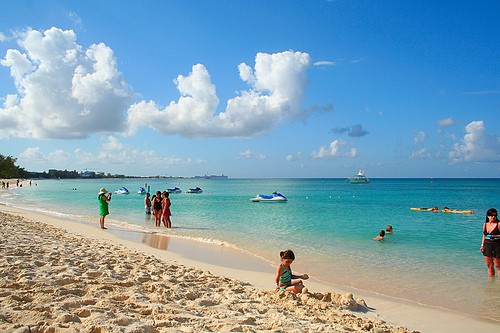 Seven Mile Beach, Grand Cayman, Cayman Islands, Grand Cayman beaches, best beaches of Grand Cayman, best beaches of the Cayman Islands, Greater Antilles Beaches