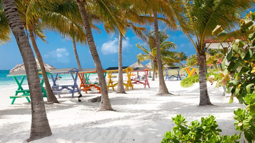 Taino Beach, Grand Bahama Island beaches, best beaches of Grand Bahama Island, the Bahamas, best beaches of the Bahamas