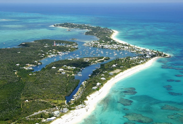 The Abacos beaches, best beaches of The Abacos, the Bahamas, best beaches of the Bahamas