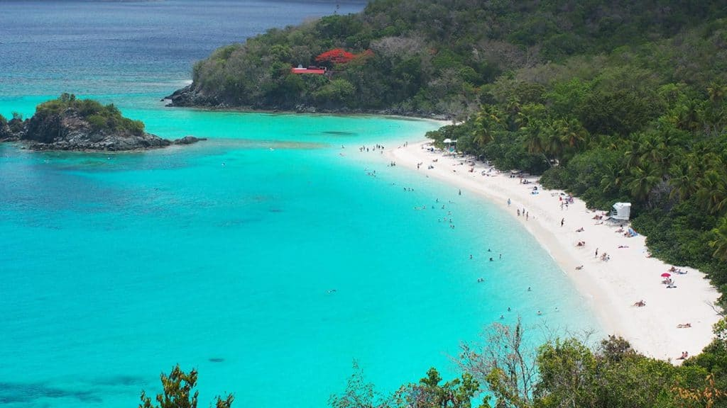 Trunk Bay, St. John, best beaches of St. John, Leeward Islands, best beaches of the Leeward Islands, Lesser Antilles Vacations, Best beaches of the Lesser Antilles, best beaches in the Caribbean