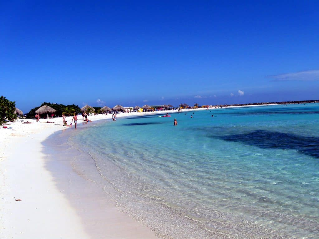 Baby Beach, Aruba, best beaches of Aruba, Leeward Antilles, best beaches of the Leeward Antilles, Lesser Antilles Vacations, Best beaches of the Lesser Antilles, best beaches in the Caribbean